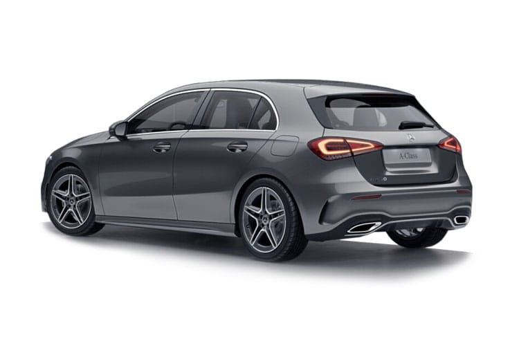 Mercedes-Benz A Class A220 Hatch 5Dr 2.0 d 190PS AMG Line Executive 5Dr 8G-DCT [Start Stop] back view