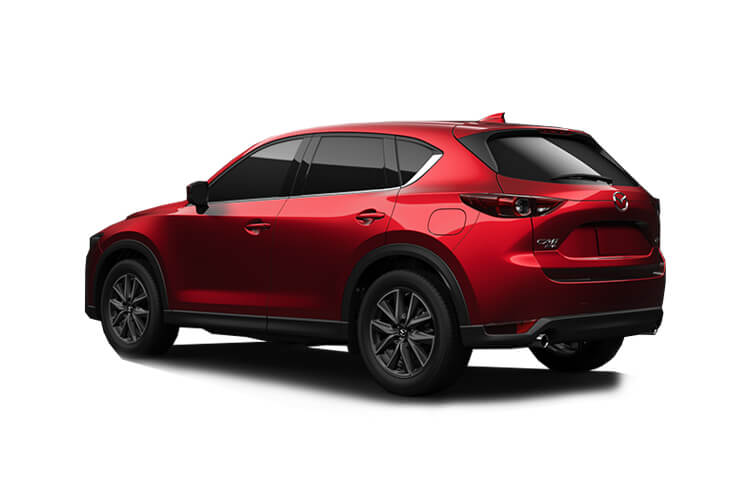 Mazda CX-5 SUV 2.0 SKYACTIV-G 165PS GT Sport 5Dr Manual [Start Stop] back view