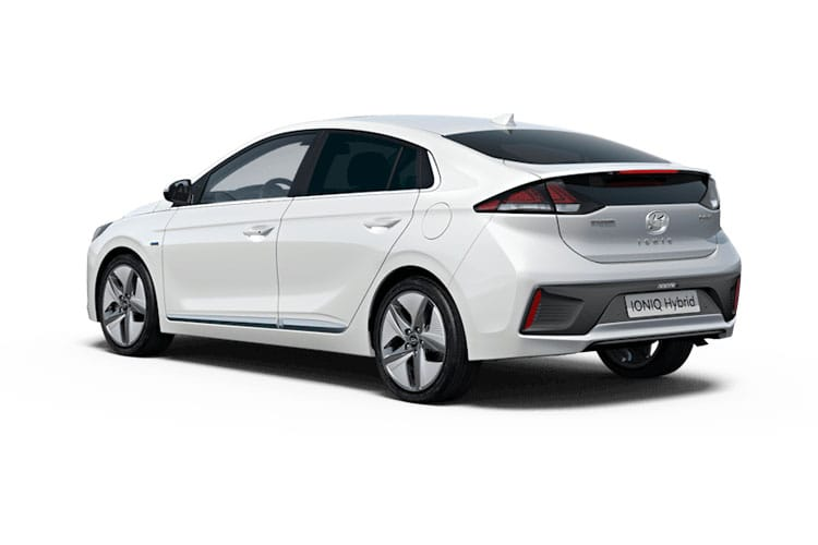 Hyundai IONIQ Hatch 5Dr 1.6 h-GDi 141PS Premium SE 5Dr DCT [Start Stop] back view