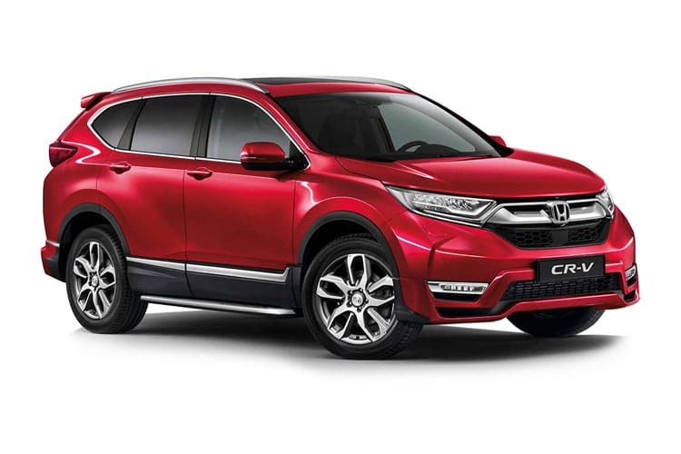 Honda CR-V SUV 2.0 h i-MMD 184PS SE 5Dr eCVT [Start Stop] front view