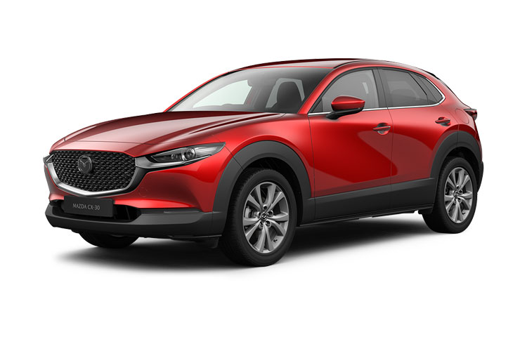 Mazda CX-30 SUV 2.0 e-SKYACTIV G MHEV 122PS GT Sport 5Dr Manual [Start Stop] front view