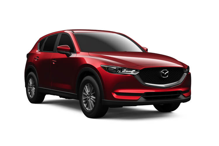 Mazda CX-5 SUV 2.0 SKYACTIV-G 165PS GT Sport 5Dr Manual [Start Stop] front view