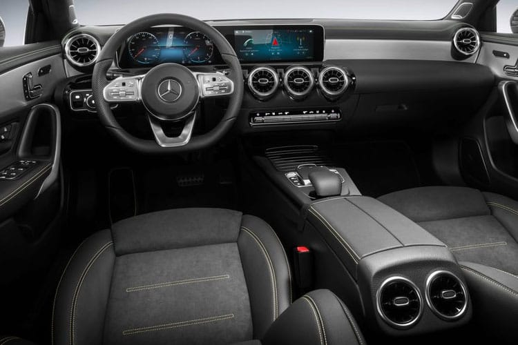 Mercedes-Benz A Class A220 Hatch 5Dr 2.0 d 190PS AMG Line Executive 5Dr 8G-DCT [Start Stop] inside view