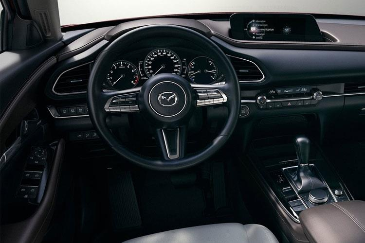 Mazda CX-30 SUV 2.0 e-SKYACTIV G MHEV 122PS GT Sport 5Dr Manual [Start Stop] inside view