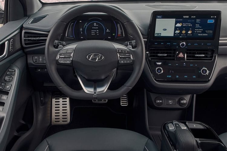 Hyundai IONIQ Hatch 5Dr 1.6 h-GDi 141PS Premium SE 5Dr DCT [Start Stop] inside view