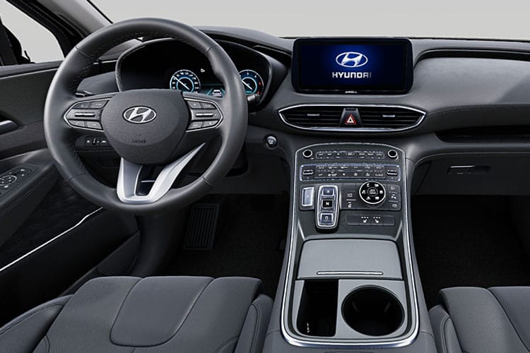 Hyundai KONA SUV 1.0 T-GDi MHEV 120PS N Line 5Dr Manual [Start Stop] inside view