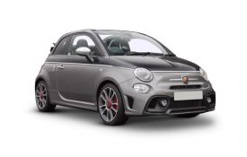 Abarth 595 Convertible car leasing