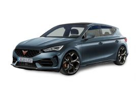 CUPRA Leon Hatchback car leasing