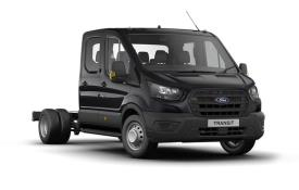 Ford Transit Chassis Cab van leasing